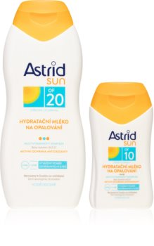 Astrid Sun Cosmetic Set For Tanning