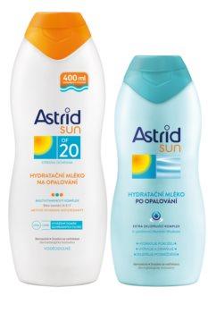 Astrid Sun zestaw (do opalania)