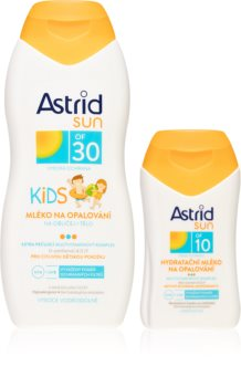 Astrid Sun Cosmetic Set VI. (For Tanning)