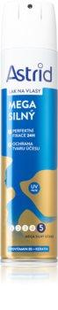 Astrid Hair Care lak za lase ultra močna fiksacija