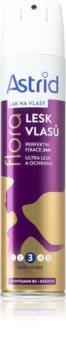 Astrid Hair Care Medium-Hold Hairspray For Brilliant Shine