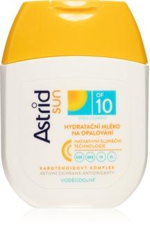 Astrid Sun leite solar hidratante