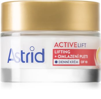 Astrid Active Lift verjüngende Tagescreme mit Lifting-Effekt LSF 10