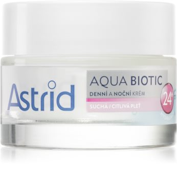 Astrid Aqua Biotic Day And Night Cream for Dry and Sensitive Skin