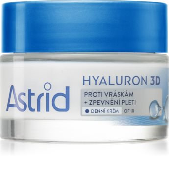 Astrid Hyaluron 3D Crema intens hidratanta anti-rid