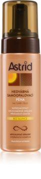 Astrid Sun Mousse för brun-utan-sol för ansikte, händer och kropp