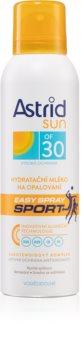 Astrid Sun Sport Hydraterende Bruiningsmelk  in Spray