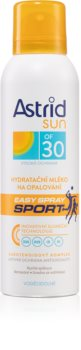 Astrid Sun Sport lait solaire hydratant en spray