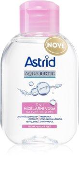 Astrid Aqua Biotic міцелярна вода 3 в 1 для сухої та чутливої шкіри