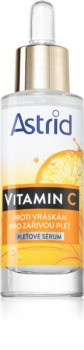 Astrid Vitamin C ránctalanító szérum a ragyogó bőrért