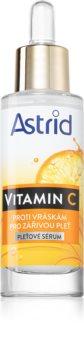 Astrid Vitamin C serum przeciw zmarszczkom nadający skórze promienny wygląd