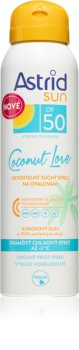 Astrid Sun Coconut Love Solspray