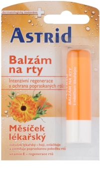 Astrid Lip Care Regenerating Lip Balm with Calendula