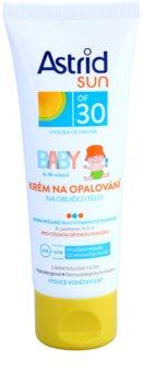 Astrid Sun Baby dětský krém na opalování SPF 30
