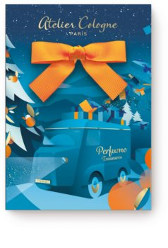 Atelier Cologne Discovery Set Holidays confezione regalo unisex