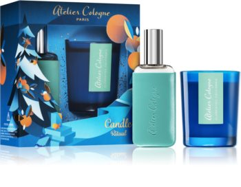 Atelier Cologne Clémentine California подаръчен комплект унисекс