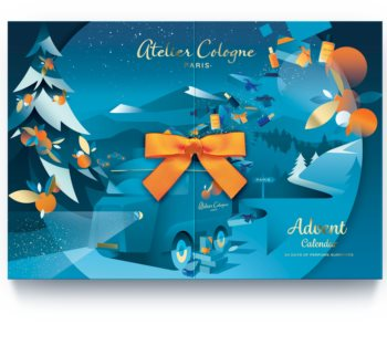 Atelier Cologne Advent Calendar 2020 Calendar de Crăciun