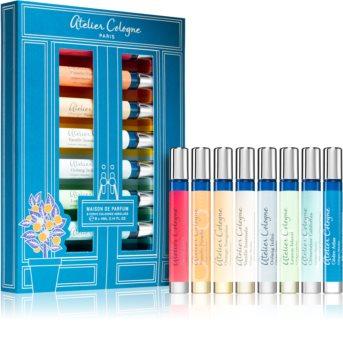Atelier Cologne Perfume Wardrobe Discovery Set poklon set uniseks