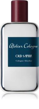 Atelier Cologne Oud Saphir parfüm unisex