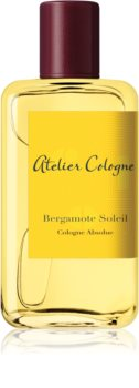 Atelier Cologne Bergamote Soleil perfumy unisex