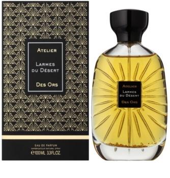 Atelier des Ors Larmes du Desert Eau de Parfum unissexo 100 ml
