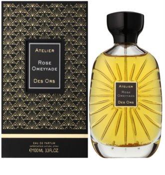 Atelier des Ors Rose Omeyyade eau de parfum unissexo 100 ml