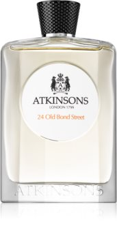 Atkinsons 24 Old Bond Street água de colónia para homens
