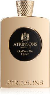 Atkinsons Oud Save The Queen eau de parfum pour femme
