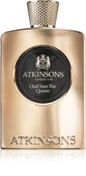 Atkinsons Oud Save The Queen Eau de Parfum for Women