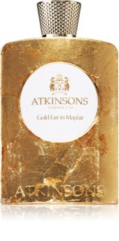 Atkinsons Gold Fair In Mayfair Eau de Parfum mixte