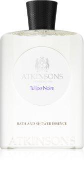 Atkinsons Tulipe Noire sprchový a kúpeľový gél unisex