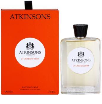 Atkinsons 24 Old Bond Street acqua di Colonia per uomo