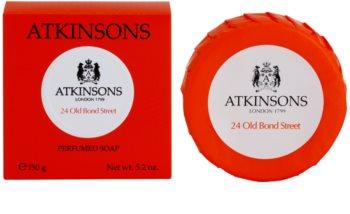 Atkinsons 24 Old Bond Street savon parfumé pour homme