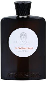 Atkinsons 24 Old Bond Street Triple Extract eau de cologne pentru bărbați