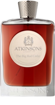 Atkinsons The Big Bad Cedar eau de parfum mixte
