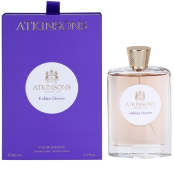 Atkinsons Fashion Decree Eau de Toilette für Damen