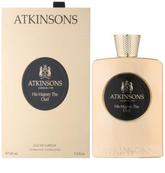 Atkinsons His Majesty Oud eau de parfum para homens