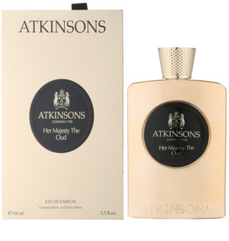 Atkinsons Her Majesty Oud Eau de Parfum for Women