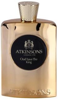 Atkinsons Oud Save The King eau de parfum per uomo