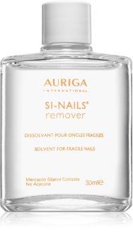 Auriga Si-Nails removedor de verniz