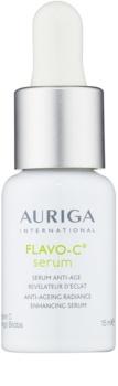 Auriga Flavo-C серум против бръчки  за всички типове кожа на лицето