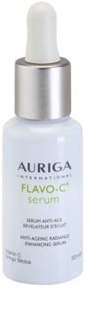Auriga Flavo-C серум против бръчки