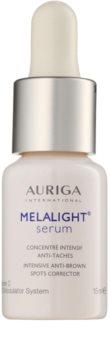 Auriga Melalight Serum för korrigering av pigmentfläckar