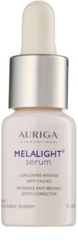 Auriga Melalight siero contro le macchie della pelle