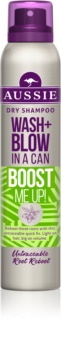 Aussie Boost Me Up! champô seco para cabelo fino e sem volume