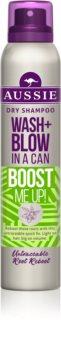 Aussie Boost Me Up! shampoing sec pour cheveux fins et sans volume