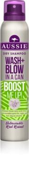 Aussie Boost Me Up! suchý šampon pro jemné a zplihlé vlasy