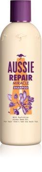 Aussie Repair Miracle shampoing revitalisant pour cheveux abîmés