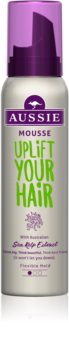 Aussie Uplift Your Hair espuma fijadora para dar volumen al cabello