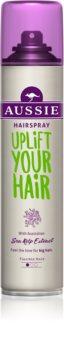 Aussie Uplift Your Hair lak za lase za volumen